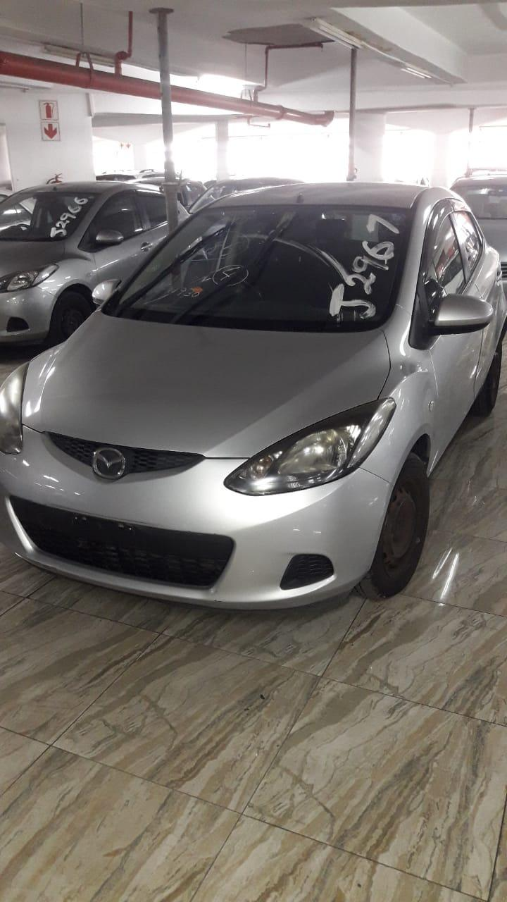 Used Mazda 2 in Botswana