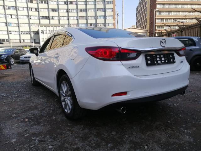 Used Mazda 6 in Botswana