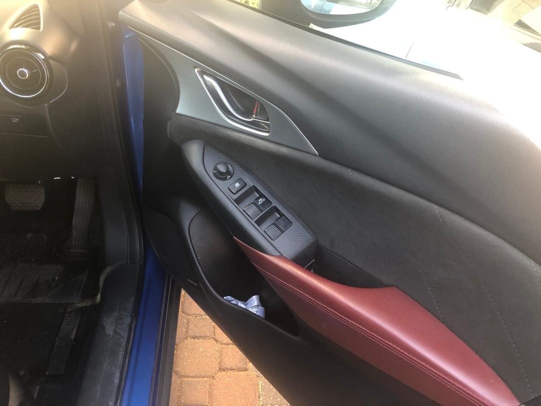 Used Mazda CX-3 in Botswana