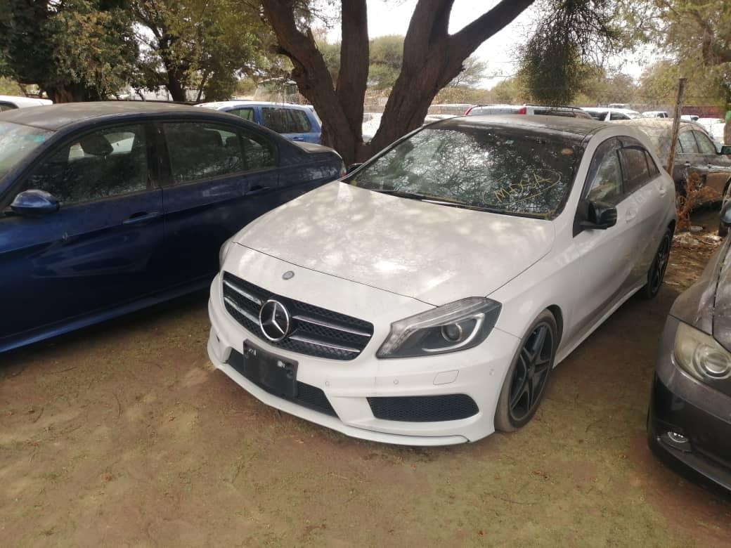 Used Mercedes-Benz A-Class in Botswana