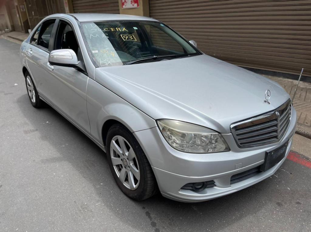 Used Mercedes-Benz C200 in Botswana