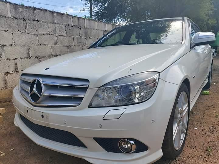 Used Mercedes-Benz CL-Class in Botswana