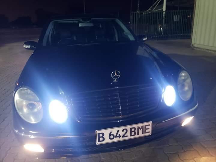 Used Mercedes-Benz E-Class in Botswana