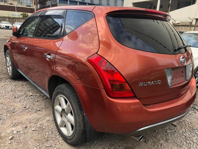 Used Nissan Murano in Botswana