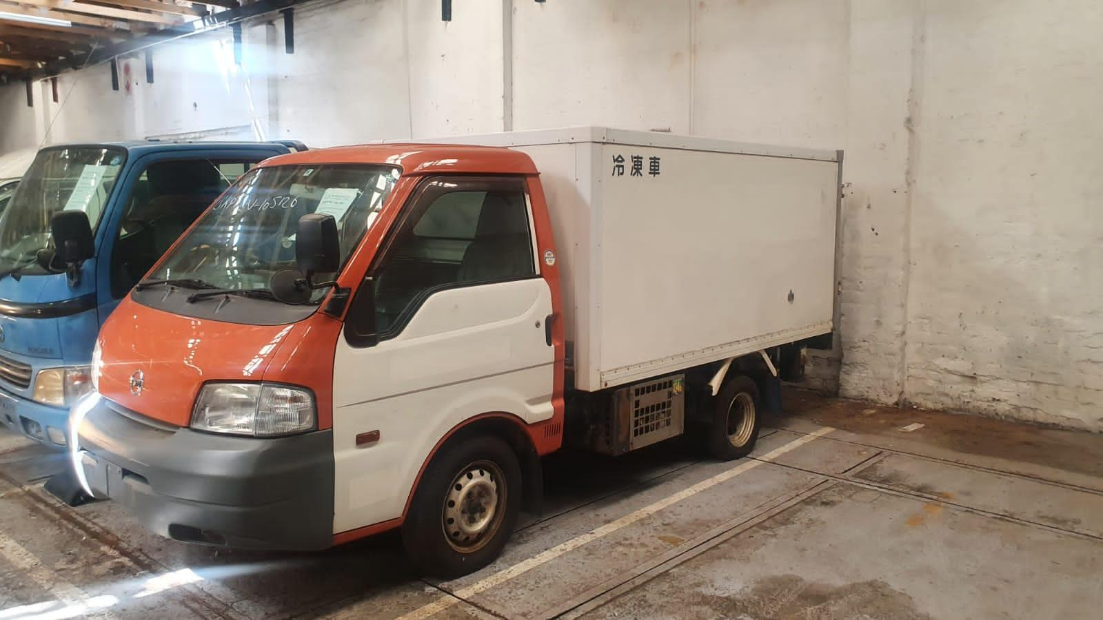 Used Nissan Versa in Botswana