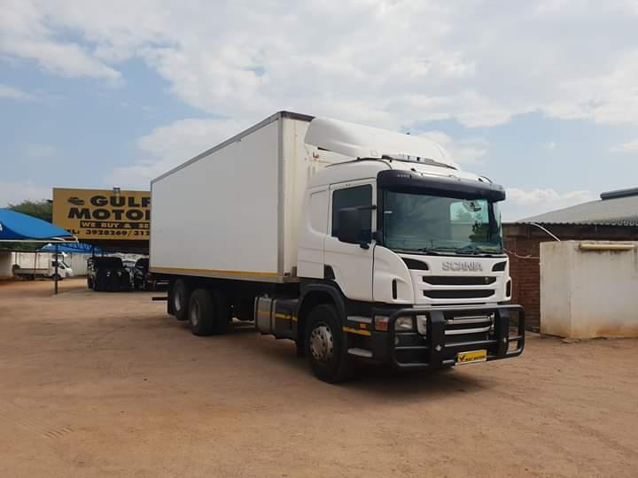 Used Scania in Botswana