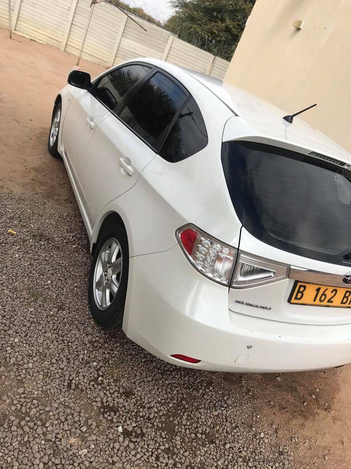 Used Subaru Impreza in Botswana