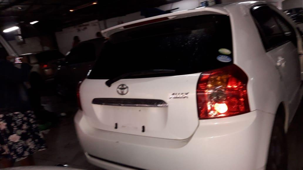 Used Toyota Allex in Botswana