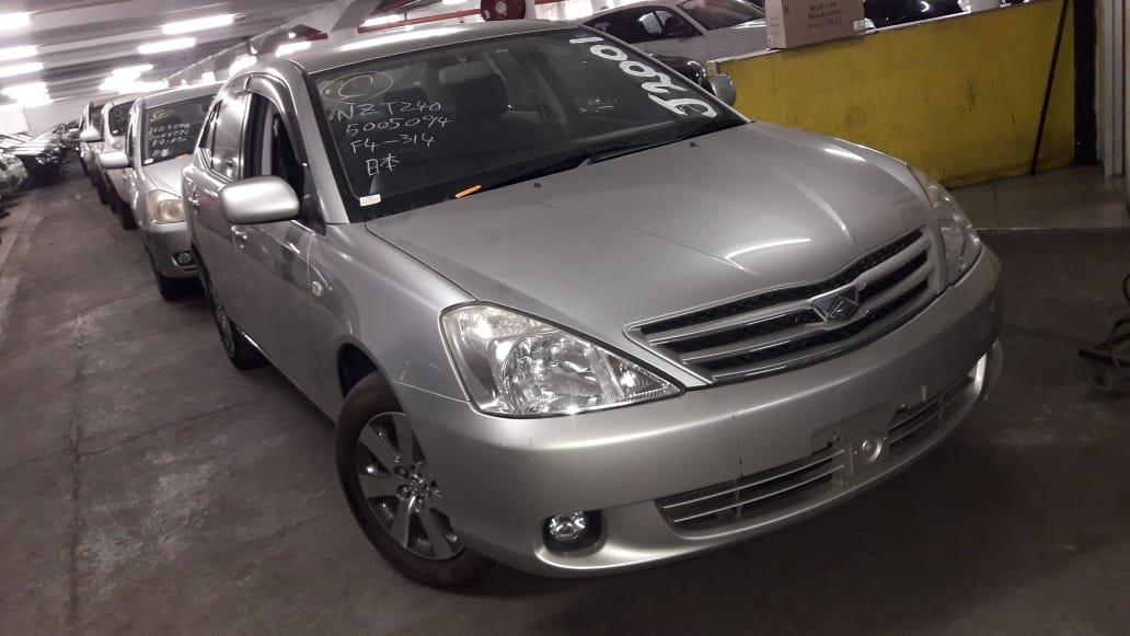 Used Toyota Allion in Botswana