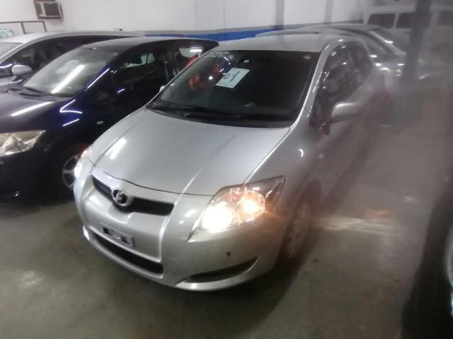 Used Toyota Auris in Botswana