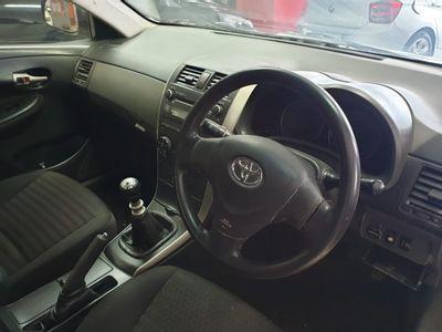 Used Toyota Corolla in Botswana