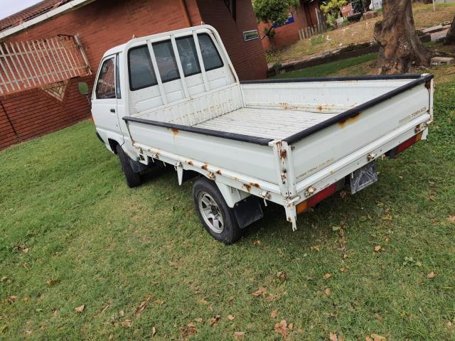 Used Toyota Hiace in Botswana