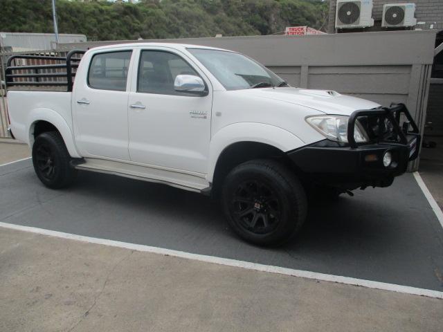 Used Toyota Hilux in Botswana