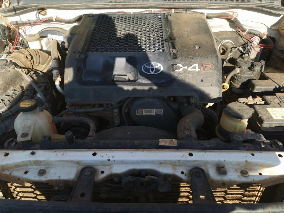 Used Toyota Hilux for sale in Botswana