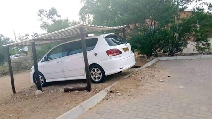 Used Toyota Ipsum in Botswana
