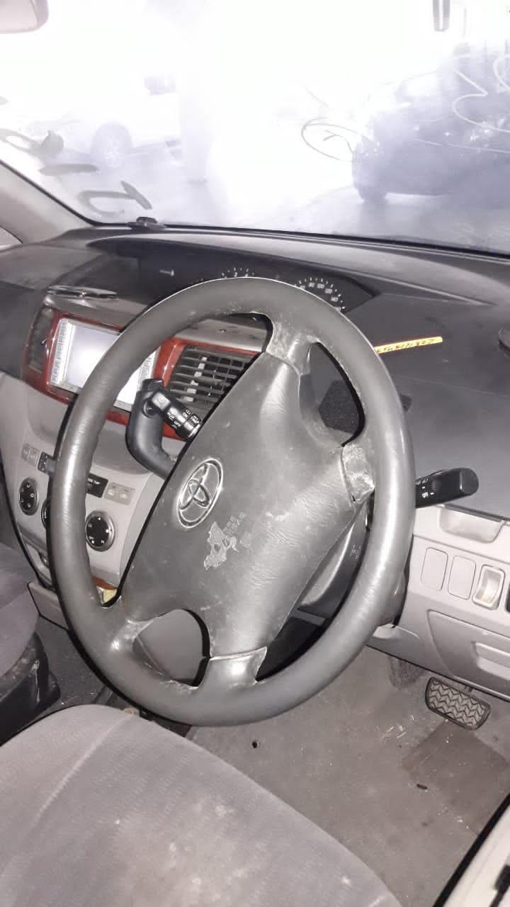 Used Toyota Noah in Botswana