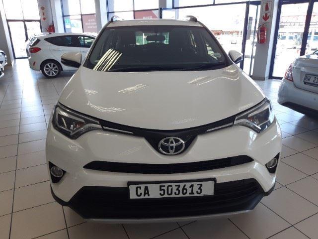 Used Toyota RAV4 2.0 GX in Botswana