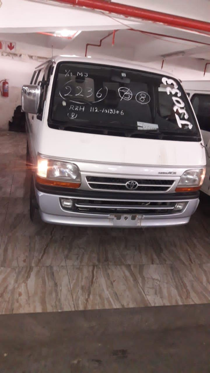 Used Toyota Super in Botswana