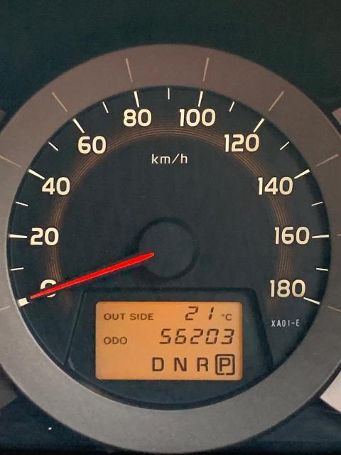 Used Toyota Vanguard in Botswana
