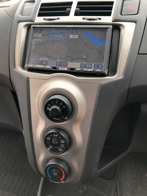 Used Toyota Vitz in Botswana