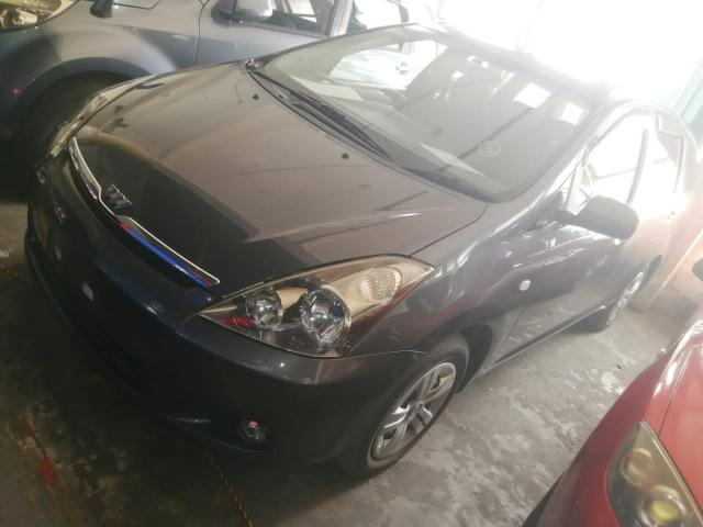Used Toyota Wish in Botswana