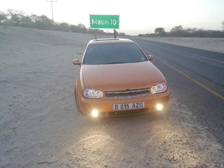 Used Volkswagen Golf 4 in Botswana