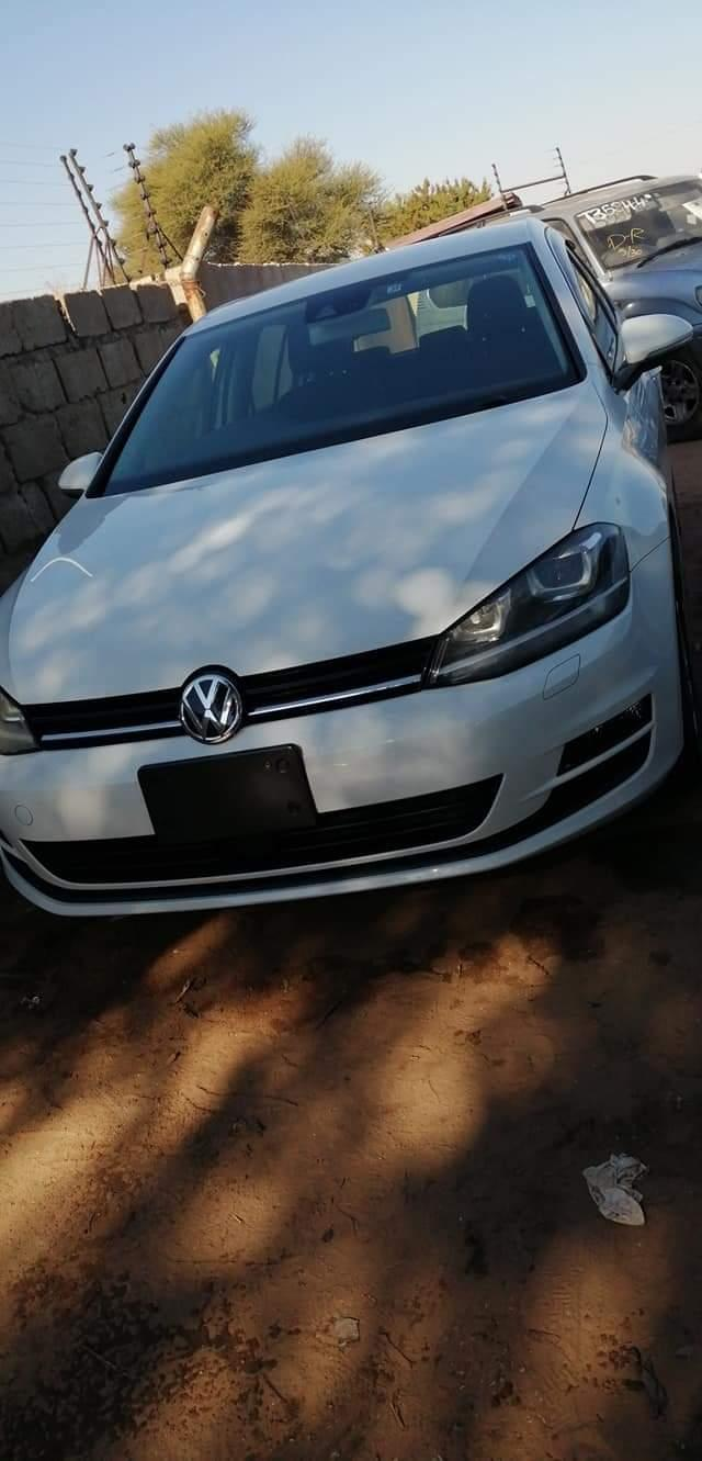 Used Volkswagen Golf 7 in Botswana