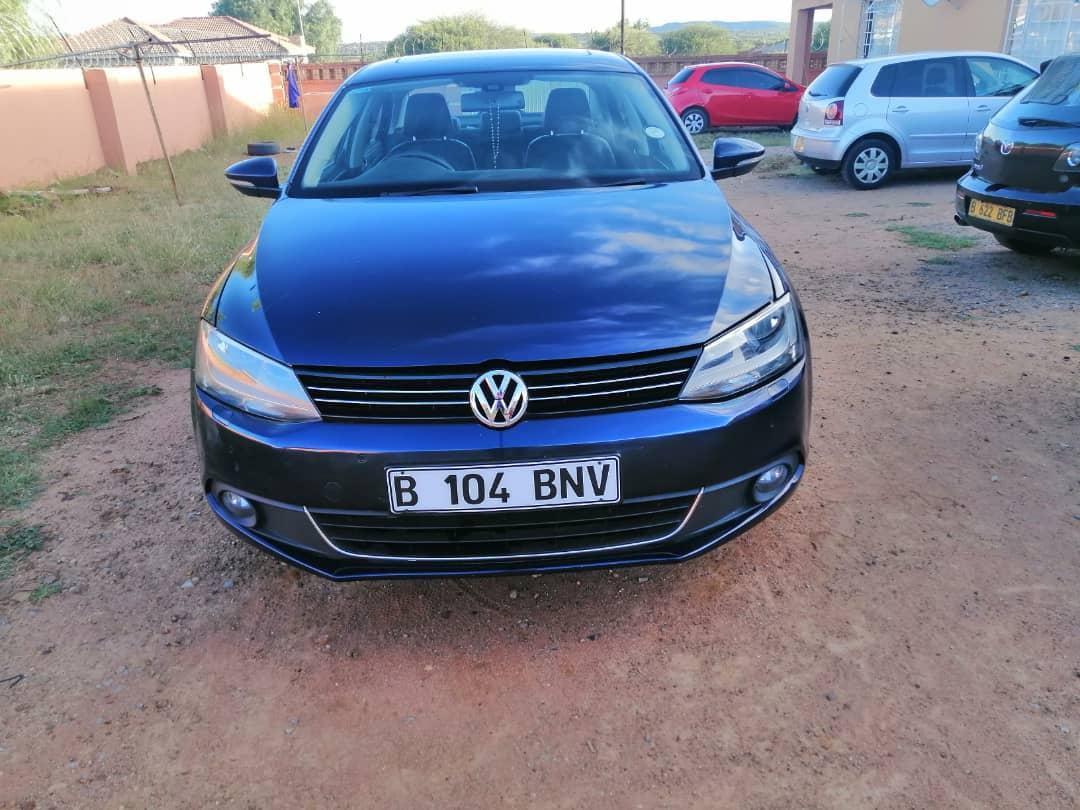 Used Volkswagen Jetta in Botswana