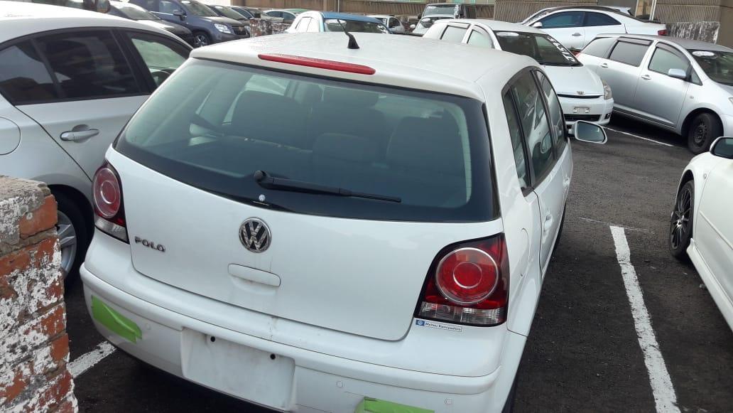 Used Volkswagen Polo 4 in Botswana