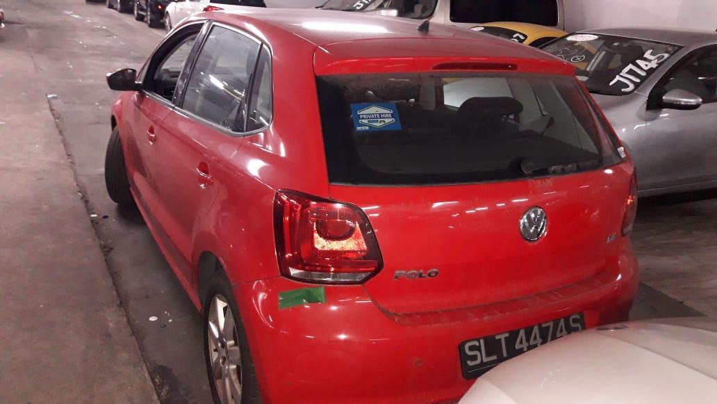 Used Volkswagen Polo 6 in Botswana