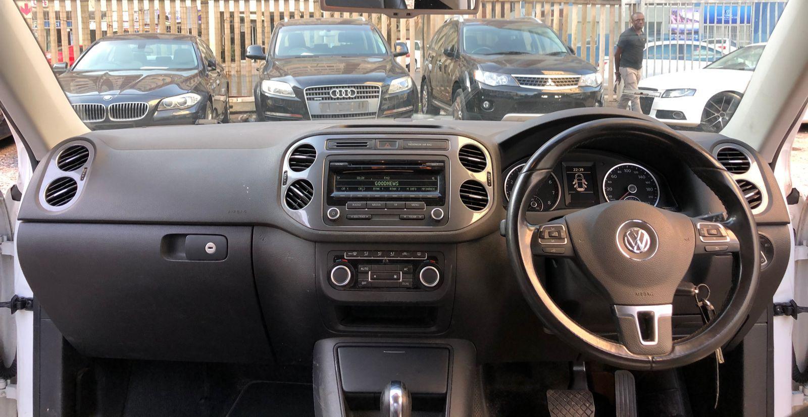 Used Volkswagen Tiguan in Botswana