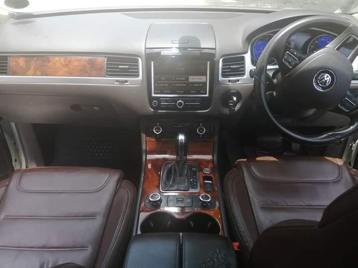 Used Volkswagen Touareg in Botswana