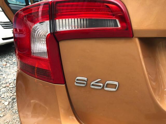 Used Volvo S60 in Botswana