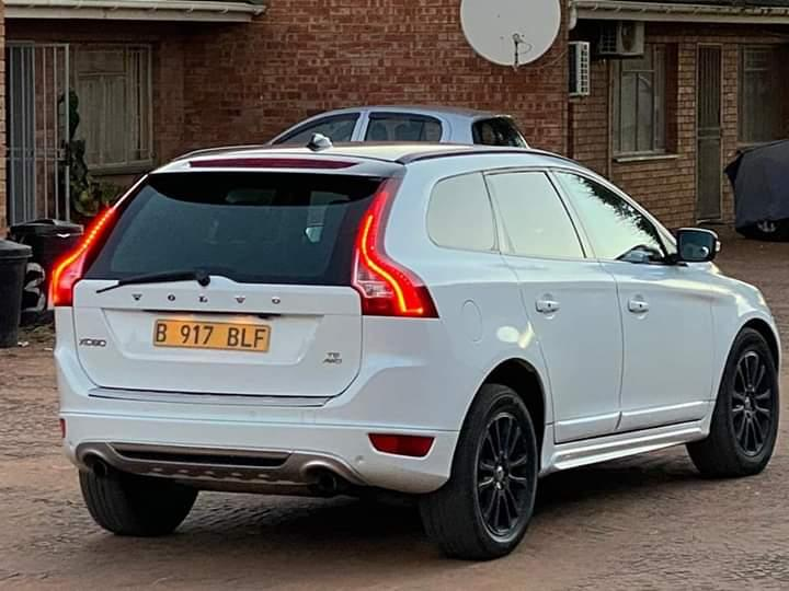 Used Volvo XC60 in Botswana