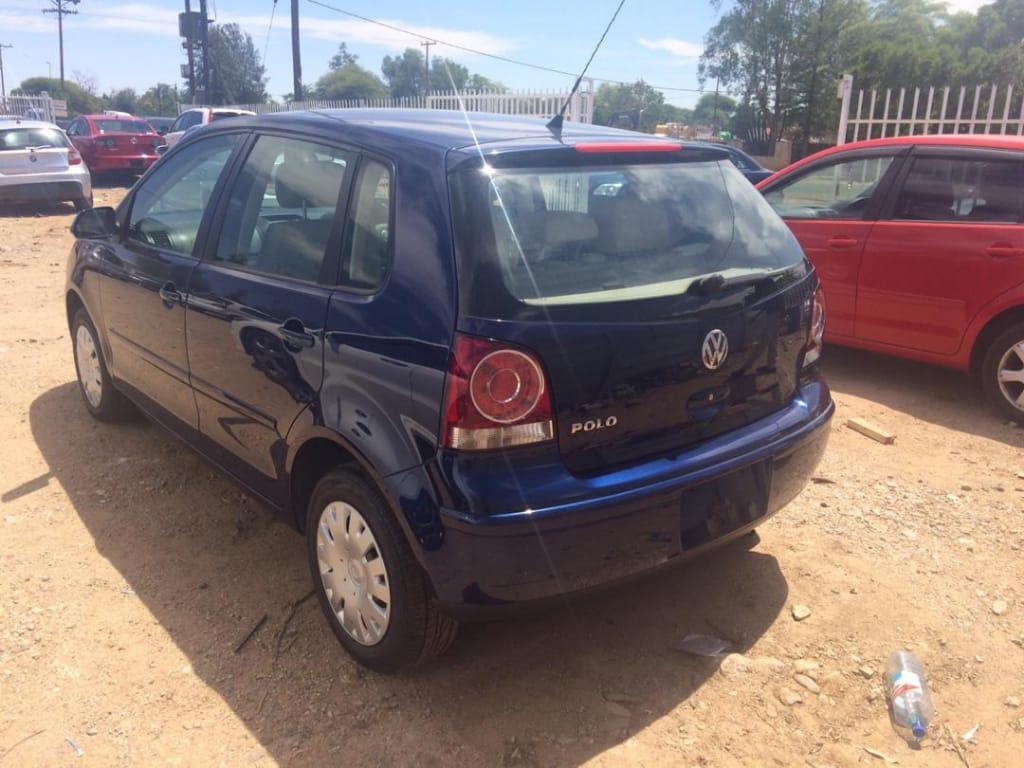 Volkswagen Polo in Botswana