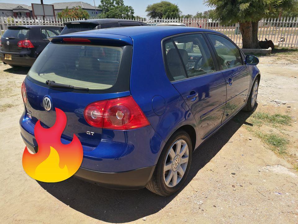 VW golf 5 GT in Botswana