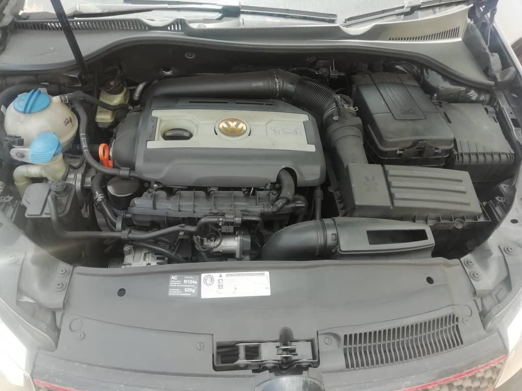 VW Golf 6 GTI in Botswana