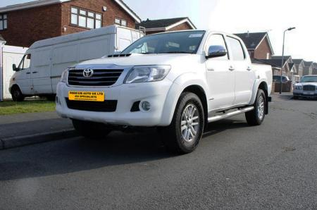 Toyota Hilux Invincible in Botswana - Imported Toyota for