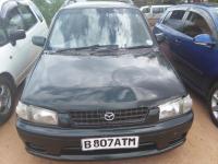 Mazda Demio in