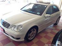 Mercedes-Benz C class C32 AMG in