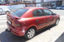 Opel Astra 1-6 in