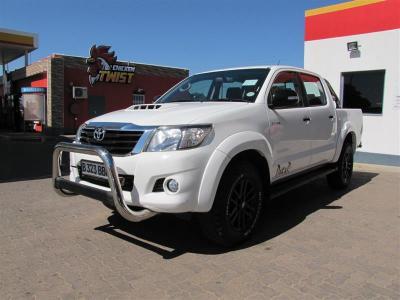 Toyota Hilux Dakar D4D in