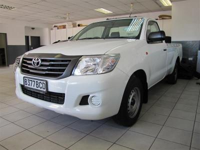 Toyota Hilux in