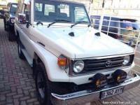 Toyota Land Cruiser 79 Series Landcruiser Soft in
