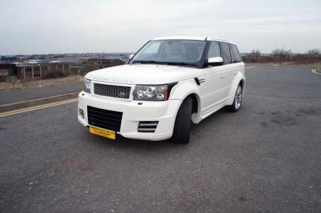 Land Rover Range Rover Sport TDV8 HSE in