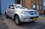 Toyota Hilux Invincible in