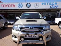 Pick-Up Double Cab Toyota Hilux 3.0 D4D for sale in Gaborone,