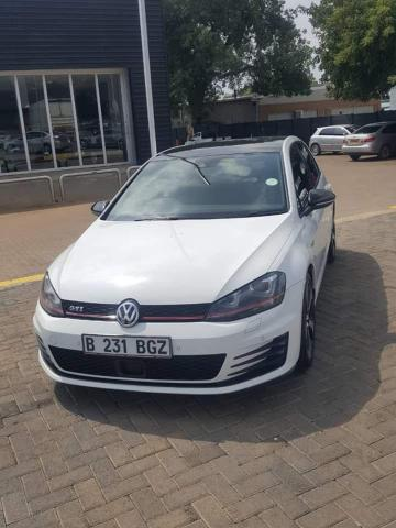 2014 VW GOLF 7 GTI in Botswana