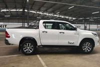 2018 double cabin Toyota Hilux in