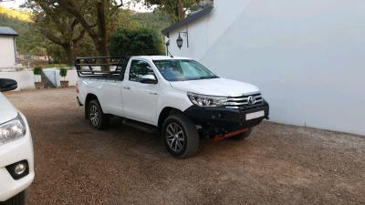 2018 Used Toyota Hilux 3 in Botswana